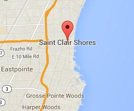st clair shores